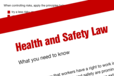 Health & Safety Law 2